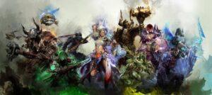 Guild wars 2 service